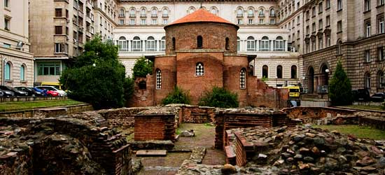 Excursion Sofia, Veliko Tarnovo, Plovdiv – 5 days