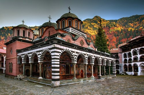 Rila Monastery Day Tour from Sofia with a visit to the 