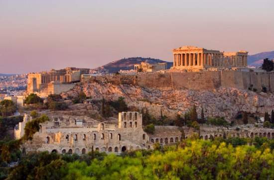 Tour in Athens and Delphi - 7 nights